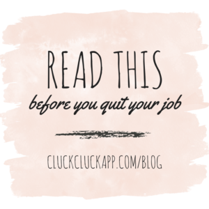 Read This Before You Quit Your Job