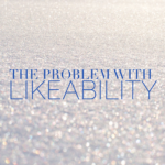 problem with likeability